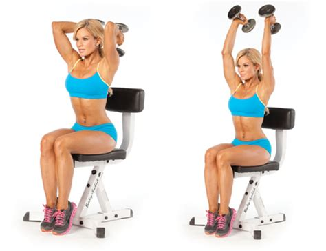 Standing Kickbacks Exercise by Top Exercises To Tone Up Your Arms For Men And Women