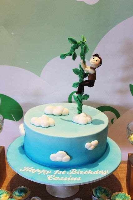 jack   beanstalk birthday party ideas boys