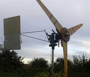 Green Power  Information How To Build A Wind Generator