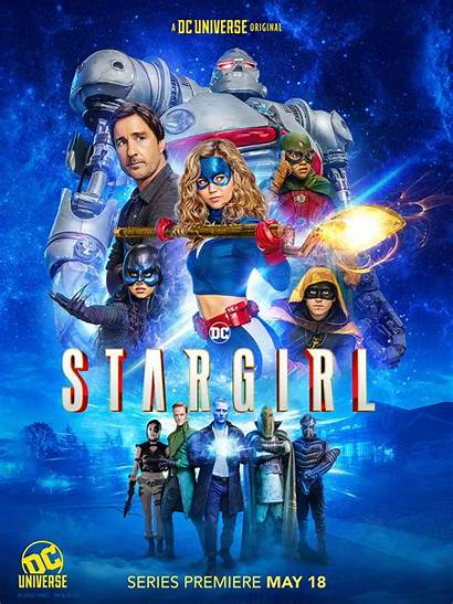 Stargirl Poster Society Justice Courtney Introduces Generation