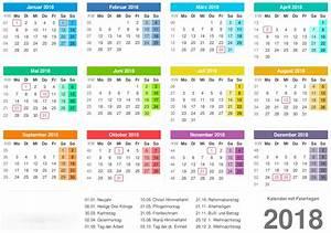 Berlin Holidays 2016 : kalender 2018 mit feiertagen ~ Orissabook.com Haus und Dekorationen