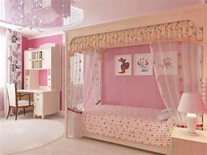 Prinzessin Bett Für Erwachsene : gestalten sie rosa kinderzimmer f r kleine prinzessin ~ Bigdaddyawards.com Haus und Dekorationen