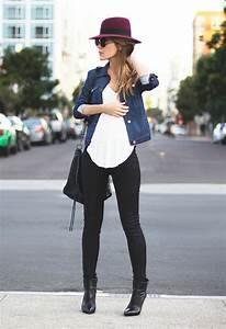 Sportlich Elegante Outfits Damen Jeans Outfit Kleiden Sie Sich