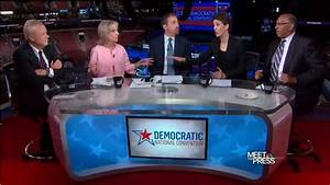 How To Do A Business Resume Meet The Press Panel Gushes Over Dem Convention No