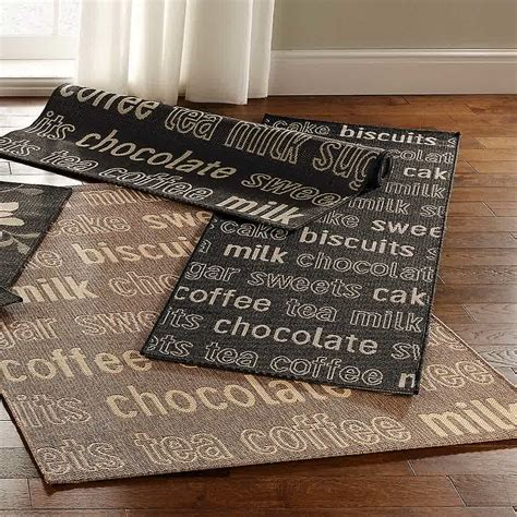 Black Kitchen Area Rugs by Best Kitchen Rugs And Mats Selections Homesfeed