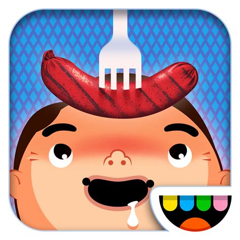 toca boca kitchen toca kitchen on the app on itunes