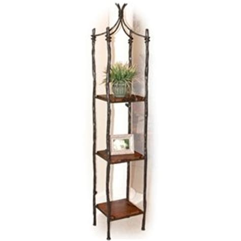 wrought iron etagere large south fork single wrought iron etagere