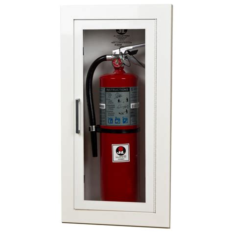 recessed extinguisher cabinet detail recessed extinguisher cabinet jl industries