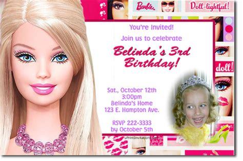 Barbie birthday invitations templates free menshealtharts barbie birthday invitations ideas bagvania free printable invitation template filmwisefo
