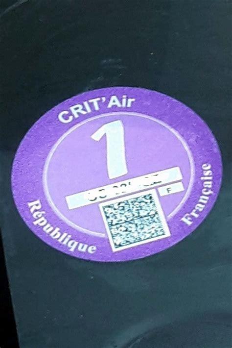 crit air certificat qualit 233 de l air wikip 233 dia