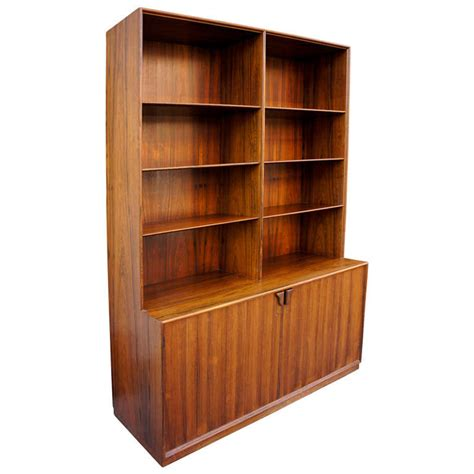 Danish Modern Bookcase By Frode Holm For Sale At 1stdibs