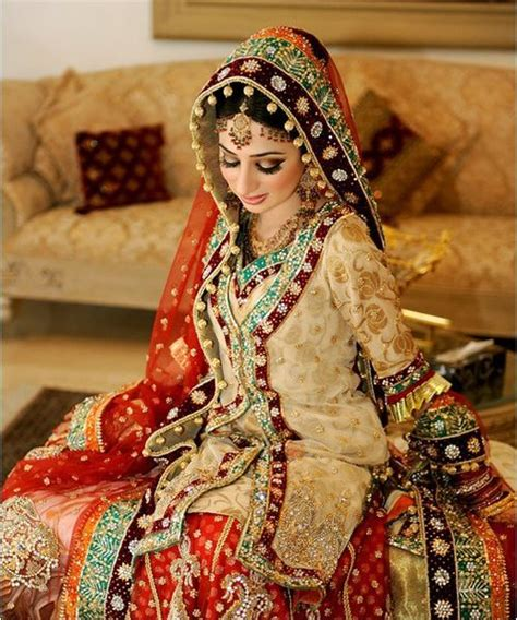 Pakistani Indian Lenghas Design Fashion Point
