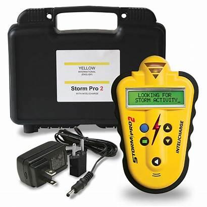 Lightning Detector Storm Pro Thunderbolt Pro2 Detection