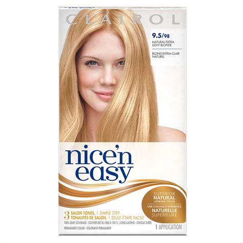 clairol hair colors clairol n easy 10 87 ultra