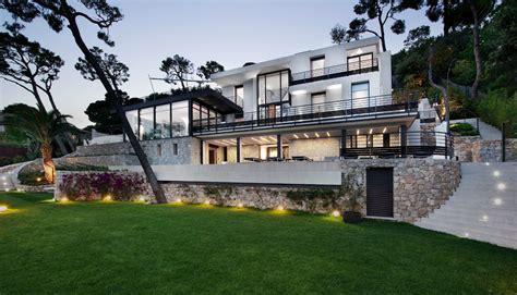 luxury contemporary villa   french riviera idesignarch interior design architecture