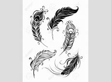Tatouage Plume De Paon Mandala Tattooart Hd