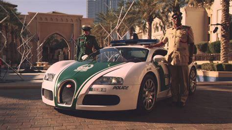 Get An Up-close Look At Dubai Police  Million Bugatti Veyron