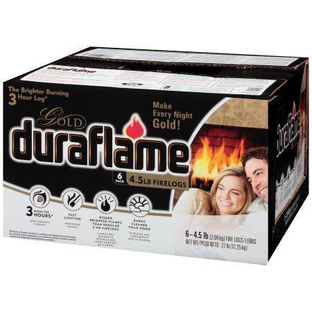 duraflame  ultra premium firelogs  pound  pack