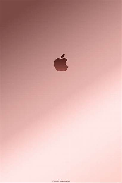 Rose Gold Iphone Wallpapers Apple Mary Engelbreit
