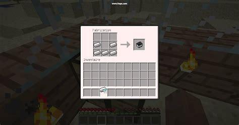 tuto comment faire un wagon dans minecraft