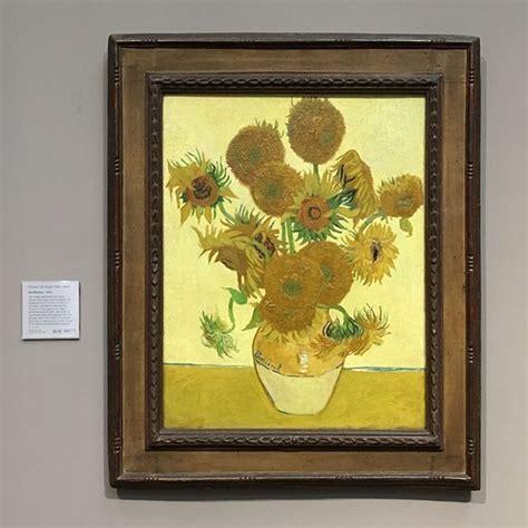 van goghs sunflowers  inspired generations  british artists  art newspaper