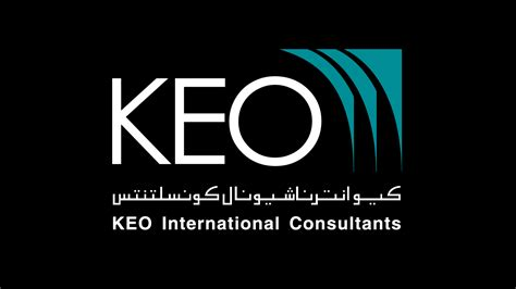 KEO International Consultants logo | Engineering Logos