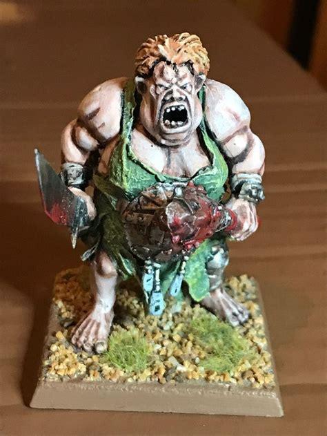 Female Ogre conversion for Warhammer Ogre Kingdoms ...