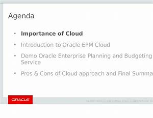 trivadis techevent 2016 oracle enterprise performance With oracle enterprise planning and budgeting cloud service documentation