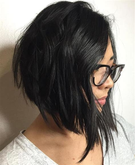 haircuts for curly hair best 25 thick hair bobs ideas on bobs 5048