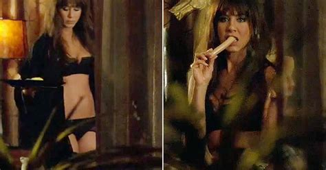 Jennifer Aniston Sheds Girl Next Door Image For Racy Scenes In Sexy New Film Role Mirror Online