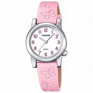 Calypso Uhren Kinder : calypso kinder uhr schmetterling elegant analog leder armband rosa junior quarz uhr m dchenuhr ~ Eleganceandgraceweddings.com Haus und Dekorationen
