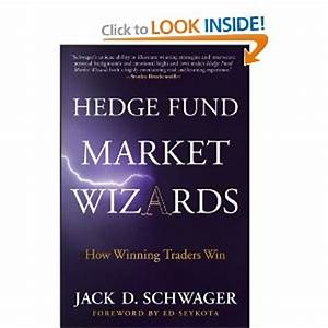 """19 Great Quotes From - """"Hedge Fund Market Wizards ..."""