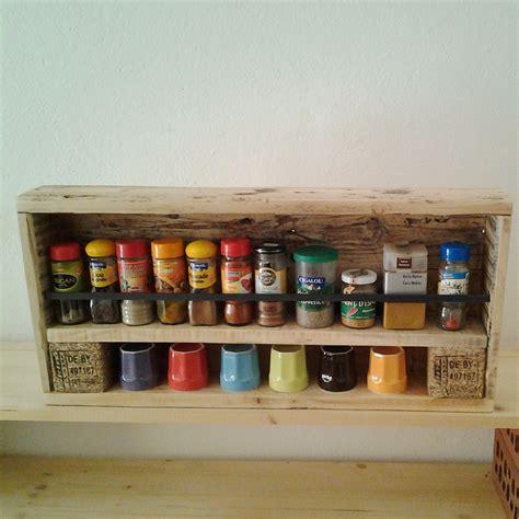 Etagere Murale En Bois Pour Cuisine  Idées De Décoration