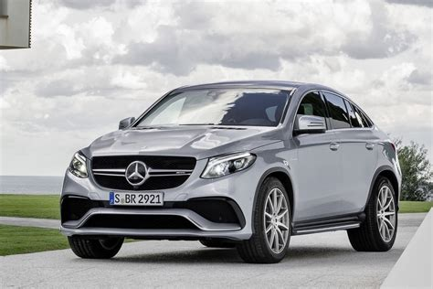 Mercedes Gle Class Picture by Mercedes Gle Class Coupe 2015 Pictures 28 Of 48