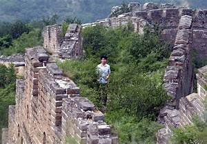 abandoned buildings from around the world With deserted great wall of china