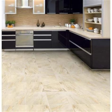 home depot vinyl flooring canada allure trafficmaster allure 12 in x 36 in livorno onyx vinyl tile flooring 24 sq ft case