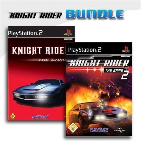 ps knight rider  game knight rider  konsolenkost
