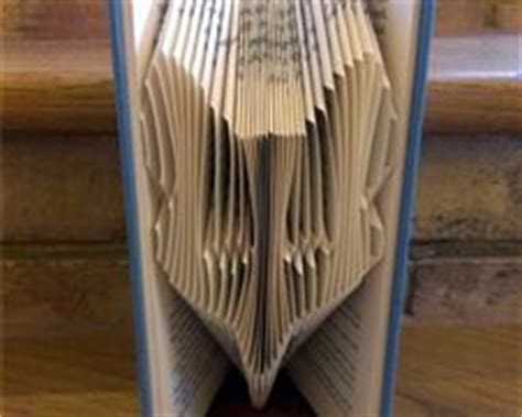 easy book folding patterns