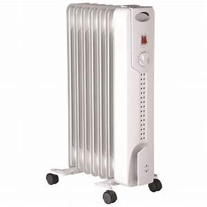 Radiateur A Bain D Huile : radiateur bain d 39 huile benicia 1500w achat vente ~ Dailycaller-alerts.com Idées de Décoration