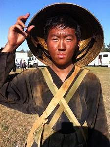 This is a typical Viet Cong soldier. These are the people ...