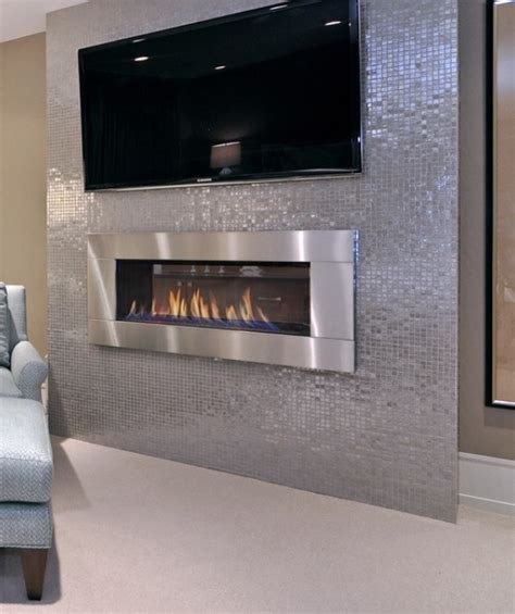 modern ventless fireplace   indoor gas fireplace