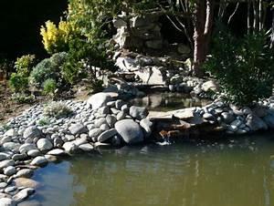 Petit Travaux Chez Particulier : bassin d 39 ornement bassin de baignade chez un particulier ~ Dode.kayakingforconservation.com Idées de Décoration