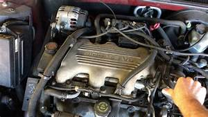 1998 Buick Century 3 1l Engine  Purrs Like A Kitten