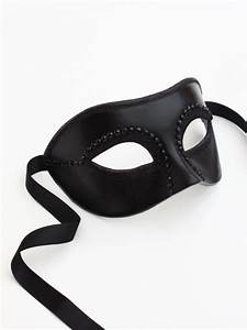 Men's Masquerade Masks & Men's Venetian Masks - Masque ...