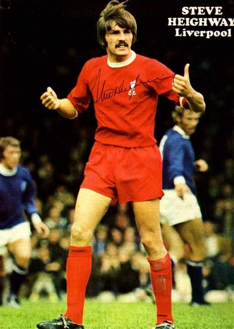 Liverpool Career Stats For Steve Heighway  Lfchistory  Stats Galore For Liverpool Fc