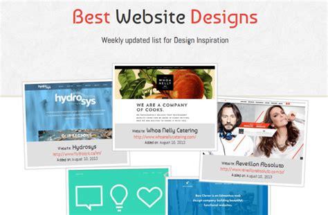 best website best designed websites of the week web tutorial plus