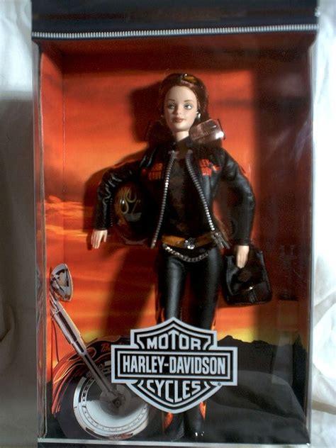Harley Davidson Barbies by Harley Davidson