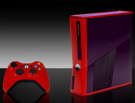 xbox 360 colorware theirs yours theawesomer