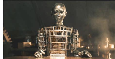 georges méliès hugo cabret et le robot dans m 233 tropolis