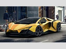 Lamborghini Forsennato - printablehd on